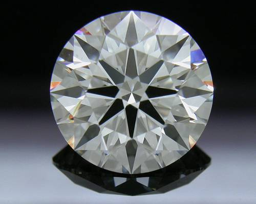 1.725 ct I SI1 A CUT ABOVE® Hearts and Arrows Super Ideal Round Cut Loose Diamond