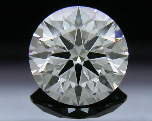 1.563 ct G VS1 A CUT ABOVE® Hearts and Arrows Super Ideal Round Cut Loose Diamond