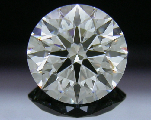 1.335 ct G VS1 A CUT ABOVE® Hearts and Arrows Super Ideal Round Cut Loose Diamond