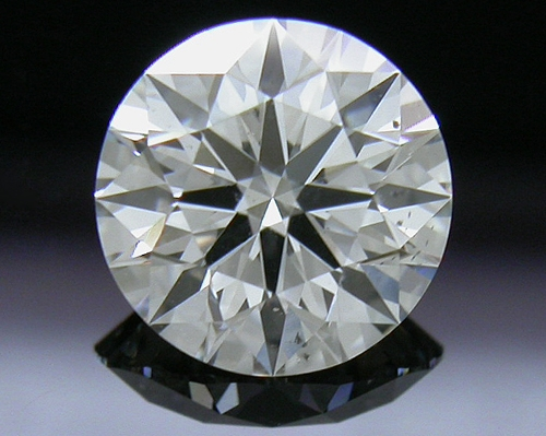 1.00 ct H SI1 A CUT ABOVE® Hearts and Arrows Super Ideal Round Cut Loose Diamond
