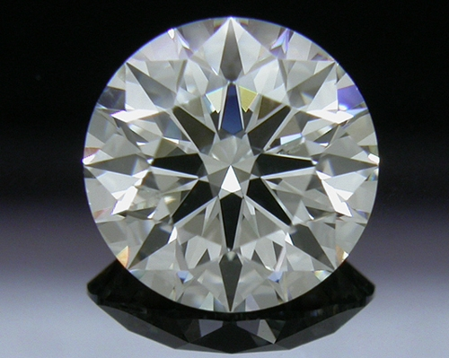 1.146 ct J SI1 A CUT ABOVE® Hearts and Arrows Super Ideal Round Cut Loose Diamond