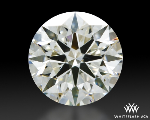 1.15 ct J SI1 A CUT ABOVE® Hearts and Arrows Super Ideal Round Cut Loose Diamond