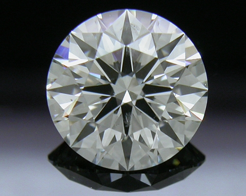 1.05 ct J SI1 A CUT ABOVE® Hearts and Arrows Super Ideal Round Cut Loose Diamond