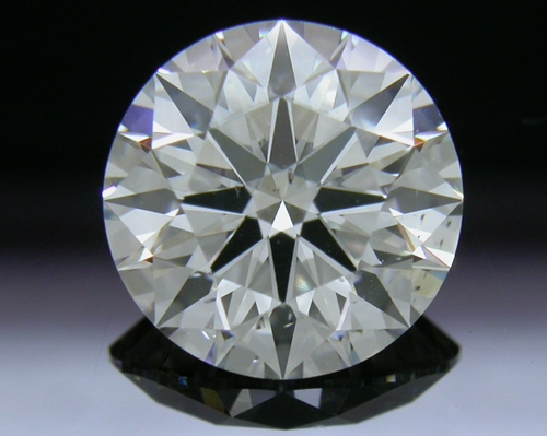 1.811 ct H SI1 A CUT ABOVE® Hearts and Arrows Super Ideal Round Cut Loose Diamond