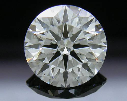 1.203 ct H SI1 A CUT ABOVE® Hearts and Arrows Super Ideal Round Cut Loose Diamond