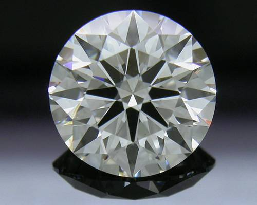 1.34 ct H VS2 A CUT ABOVE® Hearts and Arrows Super Ideal Round Cut Loose Diamond