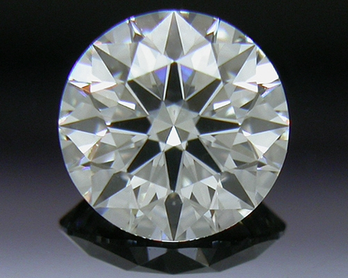 0.407 ct G VS1 A CUT ABOVE® Hearts and Arrows Super Ideal Round Cut Loose Diamond