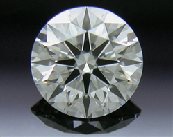 0.398 ct I VS2 A CUT ABOVE® Hearts and Arrows Super Ideal Round Cut Loose Diamond