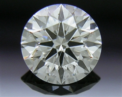 0.427 ct J SI2 A CUT ABOVE® Hearts and Arrows Super Ideal Round Cut Loose Diamond