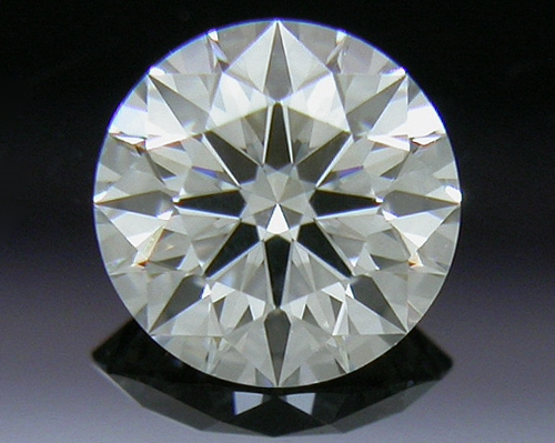 0.318 ct I VS2 A CUT ABOVE® Hearts and Arrows Super Ideal Round Cut Loose Diamond