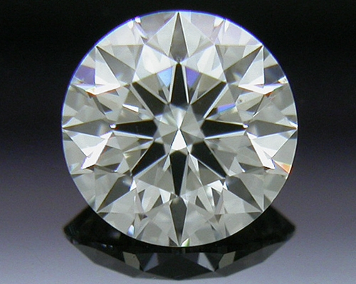 0.33 ct I VS2 A CUT ABOVE® Hearts and Arrows Super Ideal Round Cut Loose Diamond