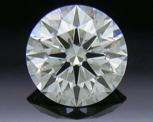 0.305 ct H VS1 A CUT ABOVE® Hearts and Arrows Super Ideal Round Cut Loose Diamond