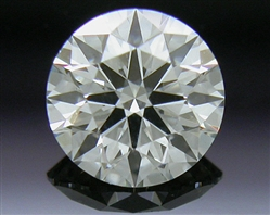 0.315 ct J VS1 A CUT ABOVE® Hearts and Arrows Super Ideal Round Cut Loose Diamond