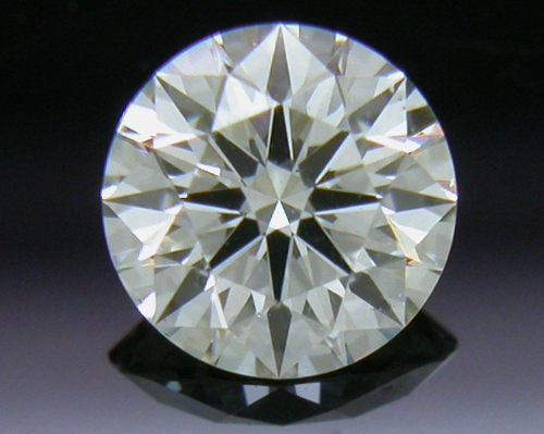 0.308 ct K VS2 A CUT ABOVE® Hearts and Arrows Super Ideal Round Cut Loose Diamond