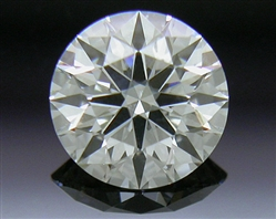 0.313 ct J VS1 A CUT ABOVE® Hearts and Arrows Super Ideal Round Cut Loose Diamond