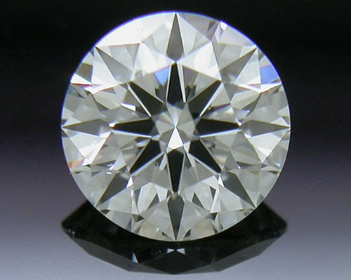 0.326 ct H VS2 A CUT ABOVE® Hearts and Arrows Super Ideal Round Cut Loose Diamond