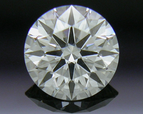 0.312 ct J SI1 A CUT ABOVE® Hearts and Arrows Super Ideal Round Cut Loose Diamond