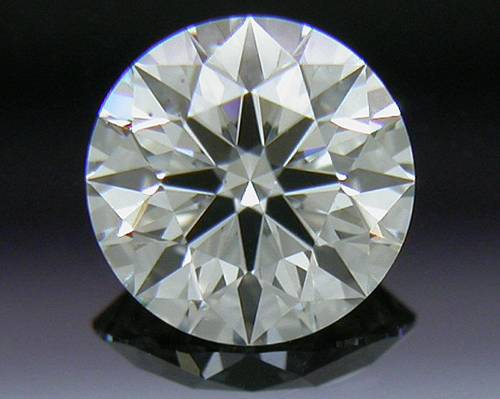 0.312 ct I SI1 A CUT ABOVE® Hearts and Arrows Super Ideal Round Cut Loose Diamond