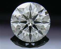 0.57 ct E VS1 A CUT ABOVE® Hearts and Arrows Super Ideal Round Cut Loose Diamond