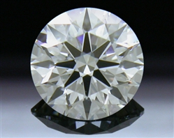 0.618 ct F VVS1 A CUT ABOVE® Hearts and Arrows Super Ideal Round Cut Loose Diamond