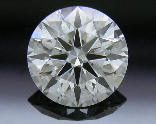 0.568 ct F IF A CUT ABOVE® Hearts and Arrows Super Ideal Round Cut Loose Diamond