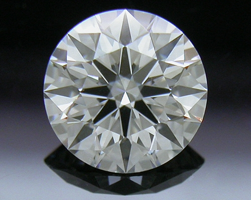 0.507 ct F VVS1 A CUT ABOVE® Hearts and Arrows Super Ideal Round Cut Loose Diamond