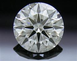 0.582 ct E VVS2 A CUT ABOVE® Hearts and Arrows Super Ideal Round Cut Loose Diamond