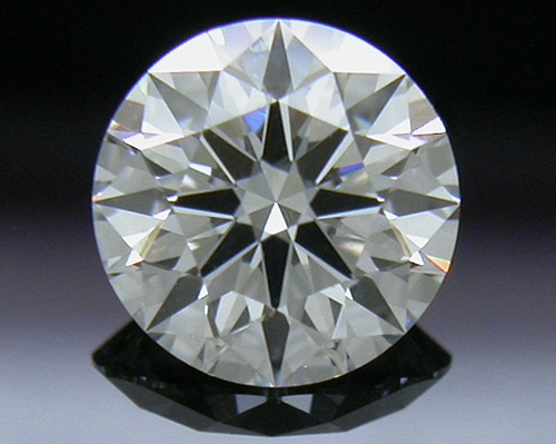 0.523 ct F VVS2 A CUT ABOVE® Hearts and Arrows Super Ideal Round Cut Loose Diamond