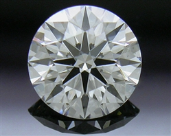 0.514 ct F VS2 A CUT ABOVE® Hearts and Arrows Super Ideal Round Cut Loose Diamond