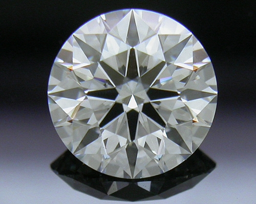 0.59 ct H VS1 A CUT ABOVE® Hearts and Arrows Super Ideal Round Cut Loose Diamond
