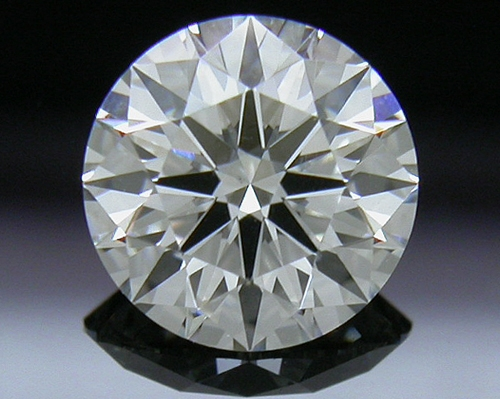 0.811 ct G VS2 A CUT ABOVE® Hearts and Arrows Super Ideal Round Cut Loose Diamond