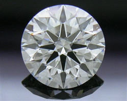 0.72 ct F SI1 A CUT ABOVE® Hearts and Arrows Super Ideal Round Cut Loose Diamond