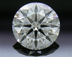 0.71 ct G VS1 A CUT ABOVE® Hearts and Arrows Super Ideal Round Cut Loose Diamond