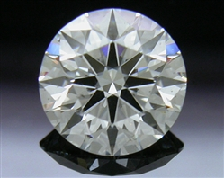 0.782 ct J SI2 A CUT ABOVE® Hearts and Arrows Super Ideal Round Cut Loose Diamond
