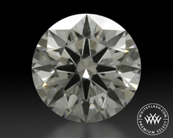 0.317 ct I VS1 Premium Select Round Cut Loose Diamond