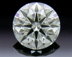 0.321 ct I VS2 A CUT ABOVE® Hearts and Arrows Super Ideal Round Cut Loose Diamond