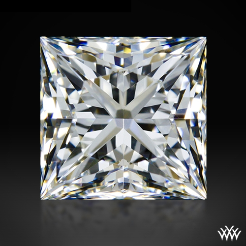 1.213 ct I VS1 A CUT ABOVE® Princess Super Ideal Cut Diamond