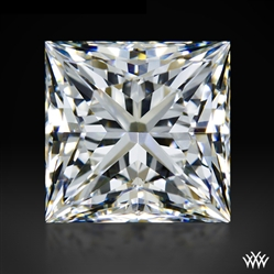 1.213 ct I VS1 A CUT ABOVE® Princess Super Ideal Cut Diamond
