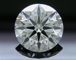 1.71 ct E VS2 A CUT ABOVE® Hearts and Arrows Super Ideal Round Cut Loose Diamond