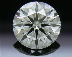 0.92 ct J VS2 A CUT ABOVE® Hearts and Arrows Super Ideal Round Cut Loose Diamond