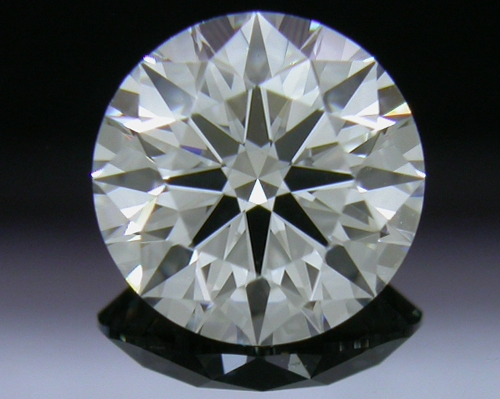 0.90 ct H VVS2 A CUT ABOVE® Hearts and Arrows Super Ideal Round Cut Loose Diamond