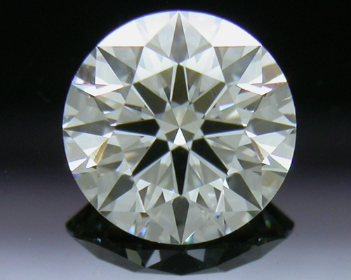 0.75 ct J SI1 A CUT ABOVE® Hearts and Arrows Super Ideal Round Cut Loose Diamond