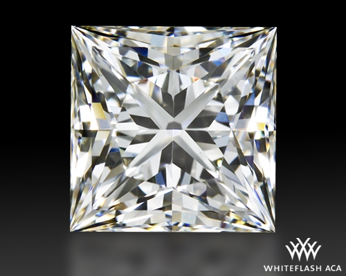 1.042 ct I VS1 A CUT ABOVE® Princess Super Ideal Cut Diamond