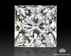 1.042 ct I VS1 A CUT ABOVE® Princess Super Ideal Cut Diamond