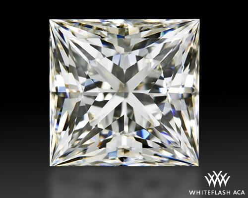 1.013 ct I VS1 A CUT ABOVE® Princess Super Ideal Cut Diamond