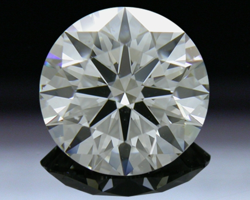 3.03 ct H VS1 A CUT ABOVE® Hearts and Arrows Super Ideal Round Cut Loose Diamond