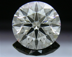 1.70 ct H VS1 A CUT ABOVE® Hearts and Arrows Super Ideal Round Cut Loose Diamond