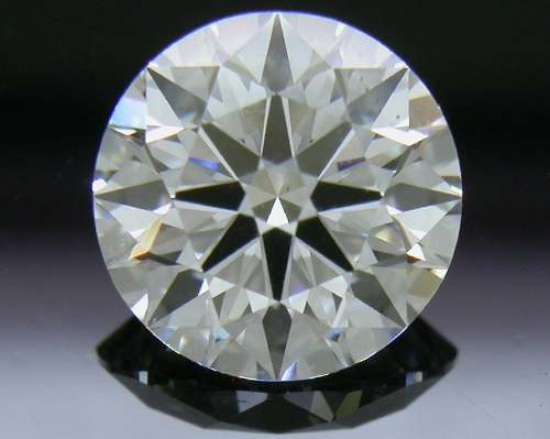 1.00 ct G SI1 A CUT ABOVE® Hearts and Arrows Super Ideal Round Cut Loose Diamond