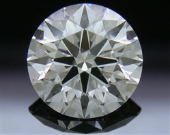 1.01 ct H SI2 A CUT ABOVE® Hearts and Arrows Super Ideal Round Cut Loose Diamond