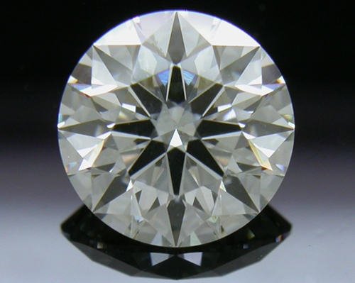 1.03 ct G SI1 A CUT ABOVE® Hearts and Arrows Super Ideal Round Cut Loose Diamond